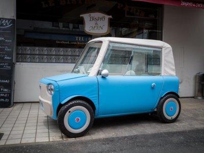 RimOno Concept, el coche con carrocería de tela