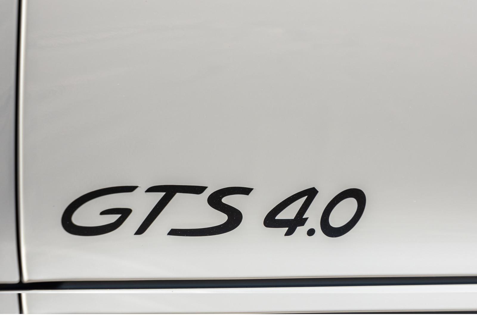 Foto de Porsche 718 Boxster GTS 4.0 (presentación) (60/88)
