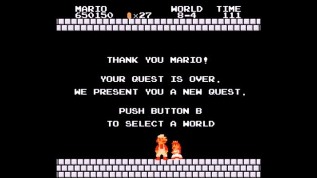 Super Mario Bros Final