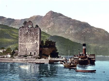 Carrick Castle Siglo Xv
