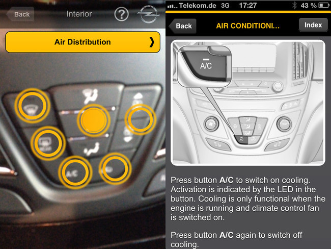 Opel Intelligent-Link Insignia 2014