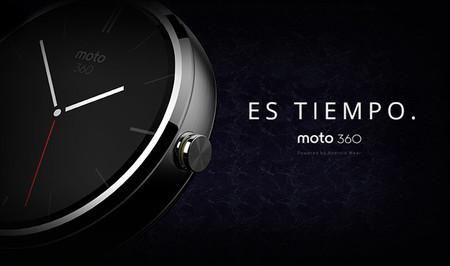 Moto 360: Todos los detalles hasta el momento