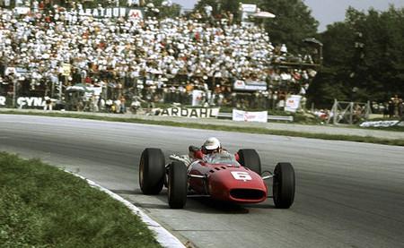 Gran Premio de Italia 1966: Ludovico Scarfiotti y Mike Parkes triunfan por Ferrari