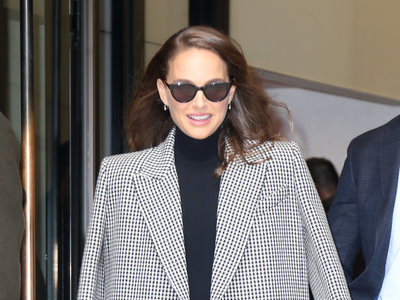 Natalie Portman tiene el estilismo perfecto para las 24/7 (de manera literal)
