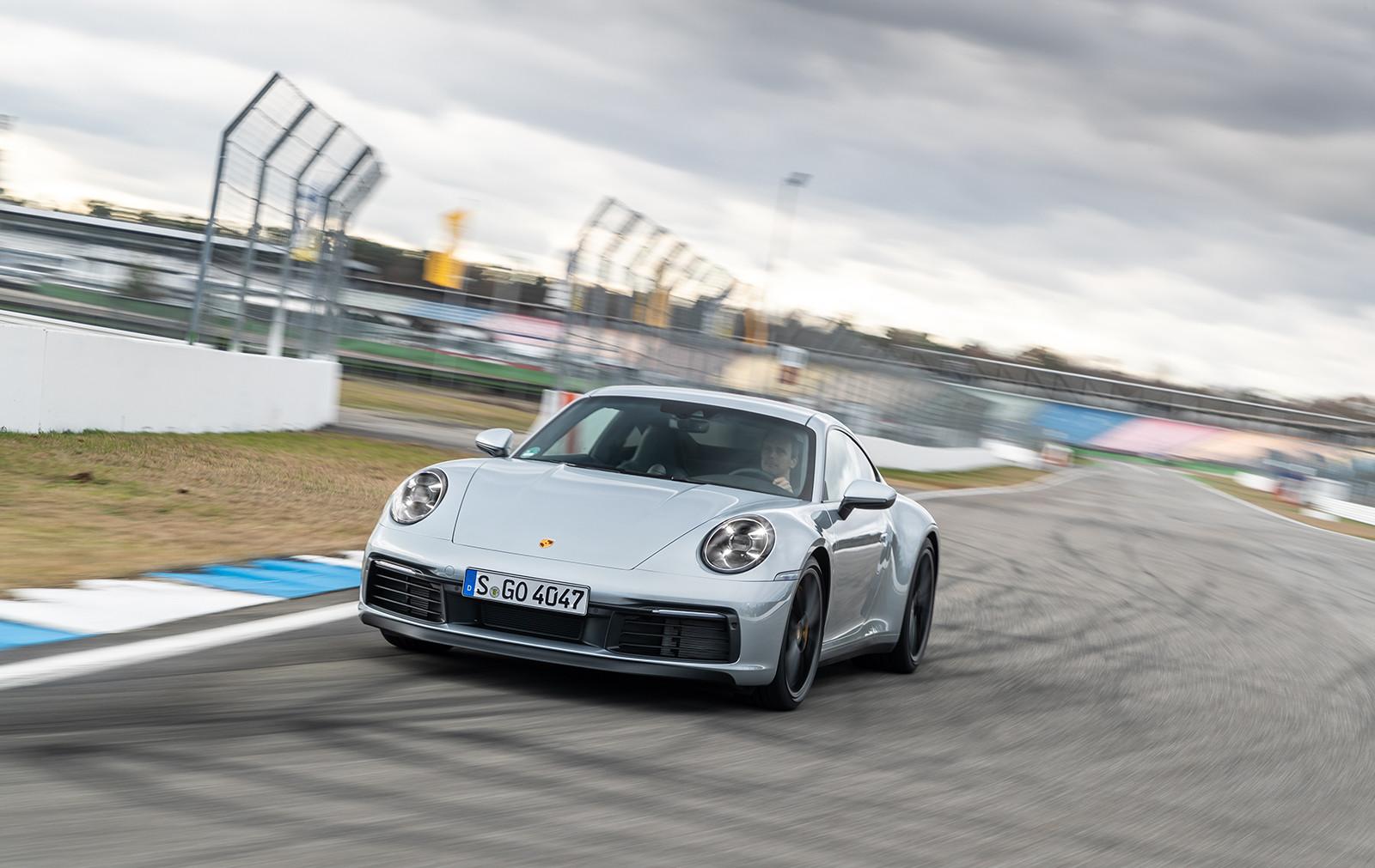 Foto de Porsche 911 992: descubriendo su tecnología (5/19)