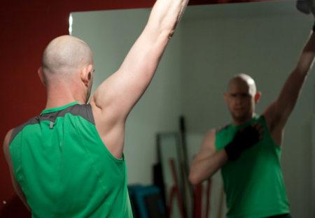 En un principio, los efectos del ejercicio son invisibles