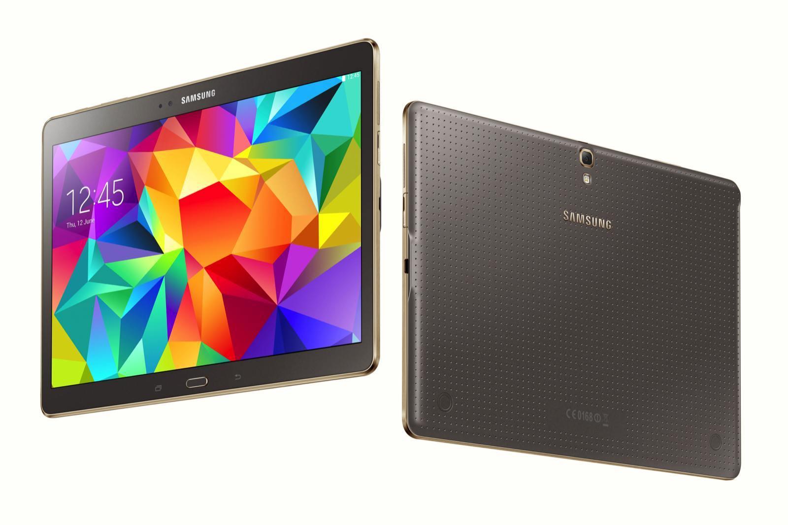 Foto de Samsung Galaxy Tab S 10.5 (19/27)
