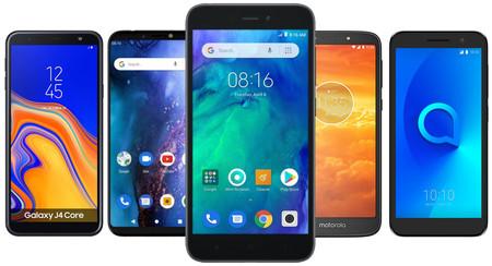 Redmi Go comparativa: enfrentamos el nuevo smartphone básico de Xiaomi con resto de móviles Android Go