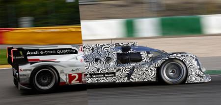Porsche podría recurrir a Audi en su carrera hacia Le Mans [Inocentada]
