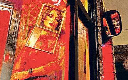 El barrio rojo de Amsterdam es una obra de arte