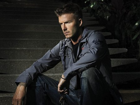 ¡Qué nos quieren matar a David Beckham!