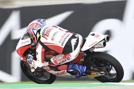Ogura Valencia Moto3 2020