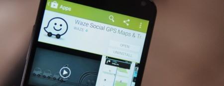 Waze Play Store