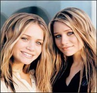 Mary-Kate y Ashley Olsen en Madrid