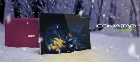 Acer Iconia Tab A200 se deja ver en vídeo