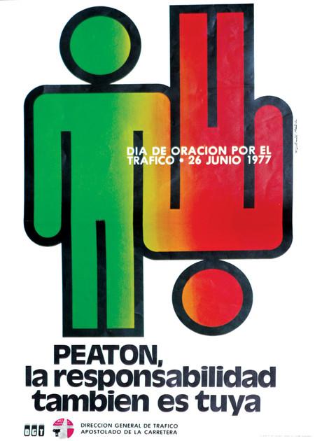 1977 Peaton La Responsabilidad Tambien Es Tuya