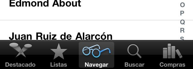 Iconos Apple iOS iPhone