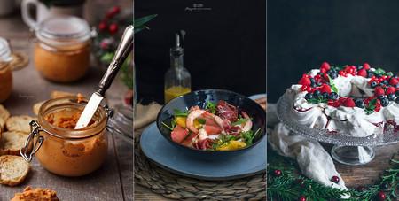 Un menú de Navidad completo con ideas para todos los gustos en el paseo por la gastronomía de la red