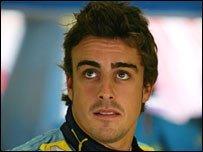 Alonso contracorriente