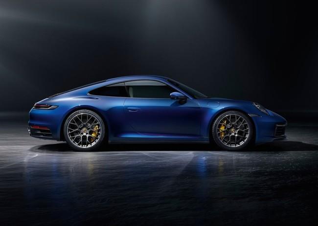 Porsche nos muestra a detalle elementos de diseño de su nuevo 911 en video