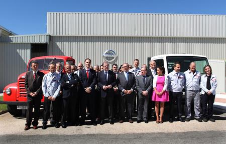 Nissan Ávila se asegura el futuro con un nuevo camión