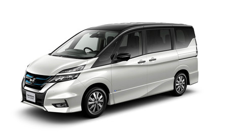 Nissan Serena E Power Highway Star 9
