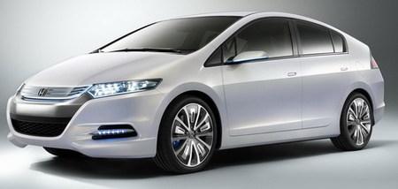 Honda presenta el Ecological Drive Assist