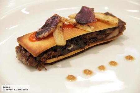 Sandwich De Rabo De Toro