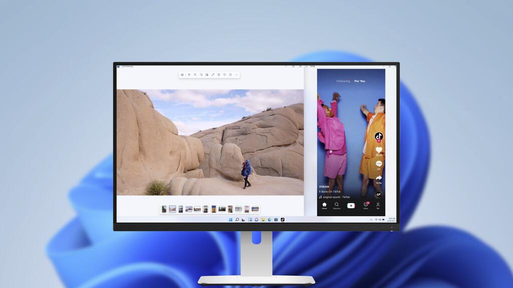 La gran sorpresa de Windows 11 no es su diseño, es la llegada de las aplicaciones Android a su tienda