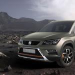 SEAT Ateca X-Perience, el SUV español se viste de 'boy scout'