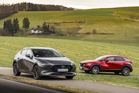 Mazda3 y Mazda MX-30