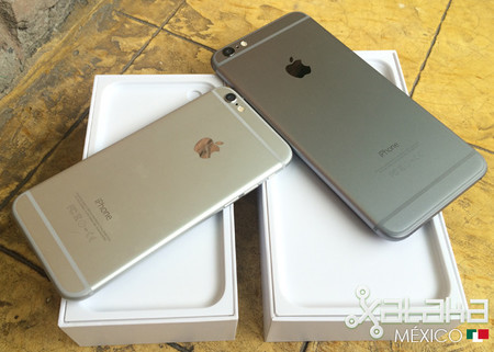 Iphone 6 Contacto 2
