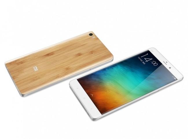 Xiaomi Minote Bambu 2