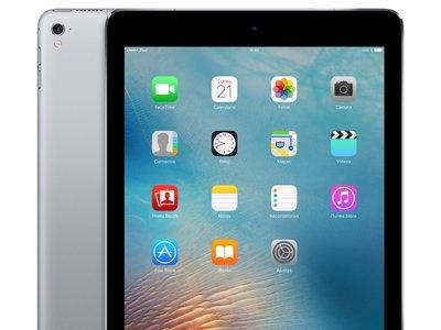 Apple iPad Pro (2016), con pantalla de 9,7 pulgadas, por 398 euros y envío gratis