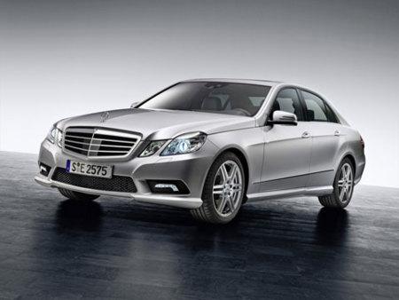 AMG Sports Package para el Mercedes-Benz Clase E