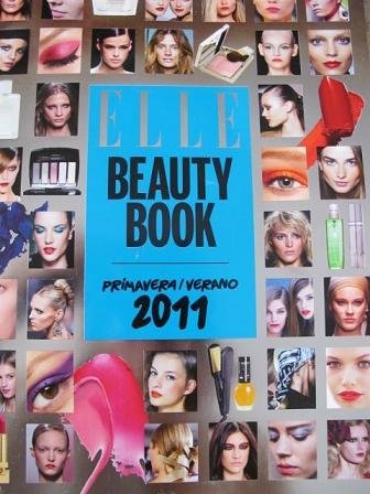 elle beauty book