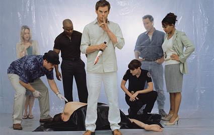 Dexter releva a Entre Fantasmas y se emitirá en prime-time