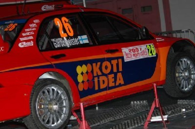 Toni Gardemeister volverá al Mundial de Rallyes en 2008