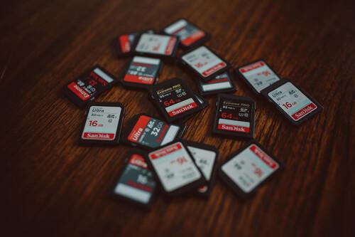 Renueva tus tarjetas de memoria con las ofertas de Amazon en la semana del Black Friday