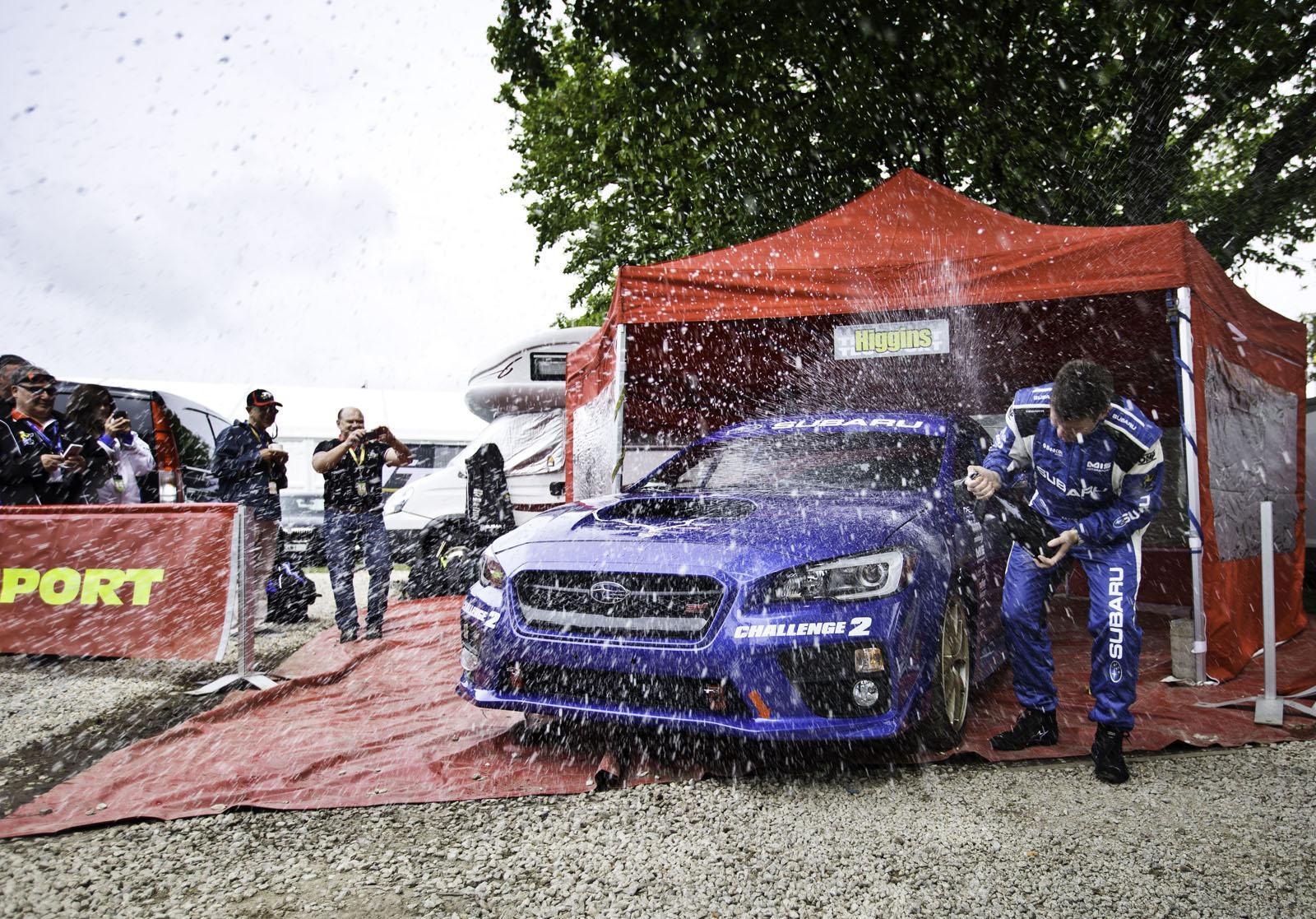 Foto de Subaru WRX STI 2014 Isla de Man (6/8)