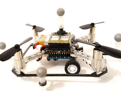 El MIT está jugando con drones con ruedas que saben circular por carreteras: autónomos y más eficientes