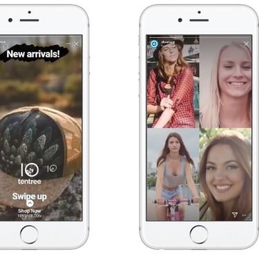 Instagram le señala el camino a Facebook y habrá publicidad en sus stories y ¡hasta en Messenger!