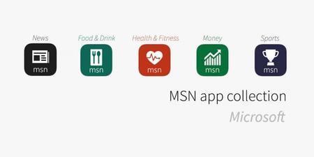 Microsoft trae su suite de aplicaciones MSN para iOS y Android