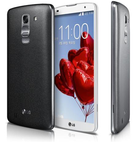 Focus Magic en LG G Pro 2, enfocando después de realizar la toma