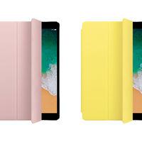 Nuevos colores para las Smart Cover y las fundas de piel para iPad Pro
