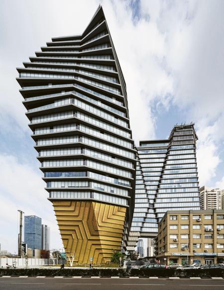 Arquitectura Tel Aviv