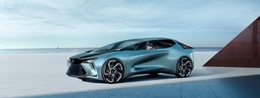 El Lexus LF-30 Concept nos plantea cómo serán los autos de lujo en 2030