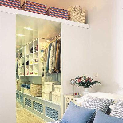 Crear tu propio vestidor