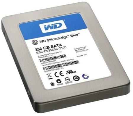 Western Digital SiliconEdge Blue SSD