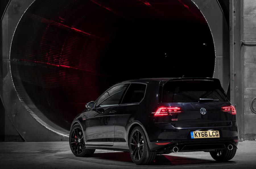 Volkswagen GTI Clubsport Edition 40